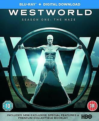 Westworld  -  Season One    (2016)   -   3 Disc Blu Ray Box Set