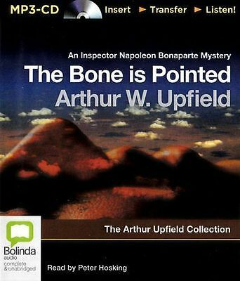 Arthur W. UPFIELD / The BONE is POINTED     [ Audiobook ]