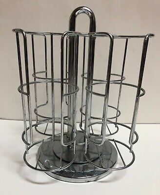 Tassimo Silvertone T-Disc Pod Holder - holds approx 40 discs