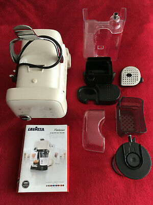 Aeg Lavazza Modo Lm7000 Coffee Machine With Milk Frother