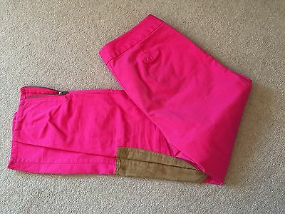 Ralph Lauren girls trousers jodhpurs 12 years NEW