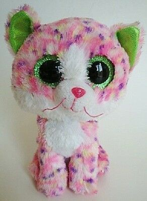 """YOU PICK TY BEANIE BOOS CATS TABITHA SHADOW SOPHIE PEPPER SPECKLES MUFFIN 6/"""""""