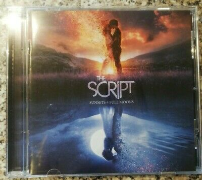 The Script - Sunsets & Full Moons  (Album)  CD