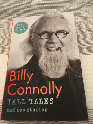 *SIGNED* Tall Tales and Wee Stories (Billy Connolly) First Edition Hardback Book
