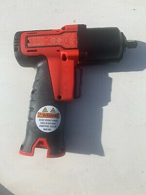 Snap On Cordless Impact Wrench CT761A Please Read Description.