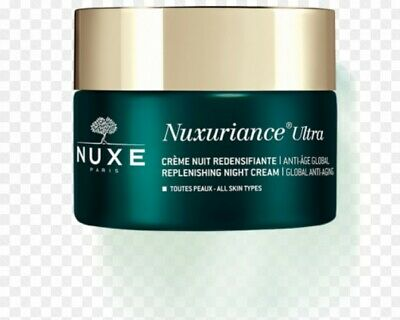 NUXE NUXURIANCE ULTRA redensifiante nuit 50 ml NEUF