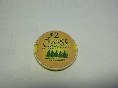 #10 Casino Chip} The Lodge Casino- Blackhawk Colorado