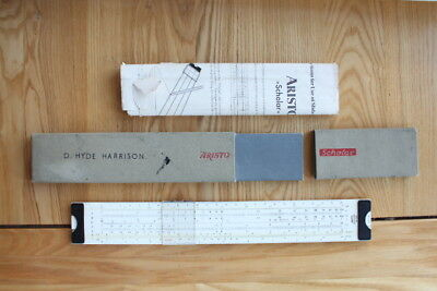 ARISTO SCHOLAR 902 SCALE RULER - Architect's tool