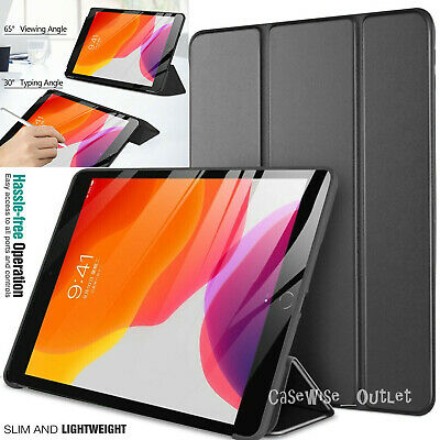 "Smart Case Cover For Apple iPad 10.2"" Inch 2019 7th Gen Stand Magnetic Leather"