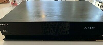 Sony Blue Ray 3D DVD Home Theater System Model # BDV-E370 with Remote