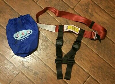 Kids Fly Safe CARES Airline Safety Harness