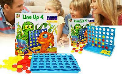 Connect Four Line Up 4 Traditional Games Family Kids Toddlers Christmas Gift