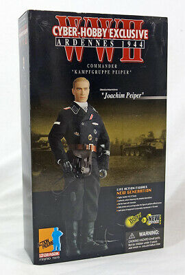 German EMIL HARDEGEN FIGURE BERLIN 1945 WWII DRAGON CYBER HOBBY 70401 1:6