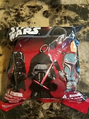 Star Wars The Force Awakens Character Bag Clip Blind Bags Sealed 1× Disney