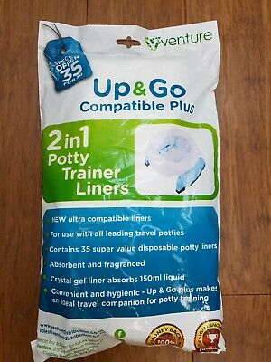 35 Potty Trainer Liners