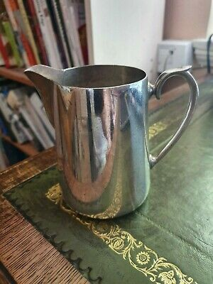 Antique Milk Jug A1 - EPNS Silver Plated