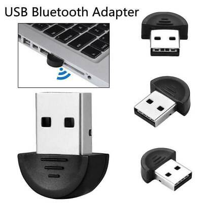 USB 5.0 Bluetooth Adapter Wireless Dongle High Speed for PC Windows Computer ~