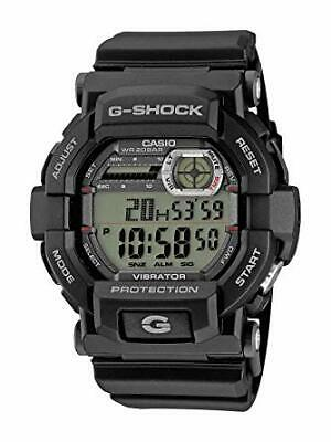 Casio G-Shock Men's GD350-1 Digital Sports Military Black Resin Band Watch