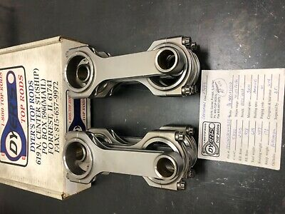 Dyers SBC 5.850 connecting rods