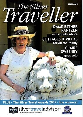 The Silver Traveller Magazine, Issue 2, 2019