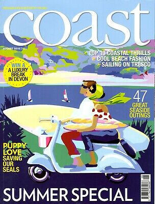 Coast Magazine, August 2016 Summer Special