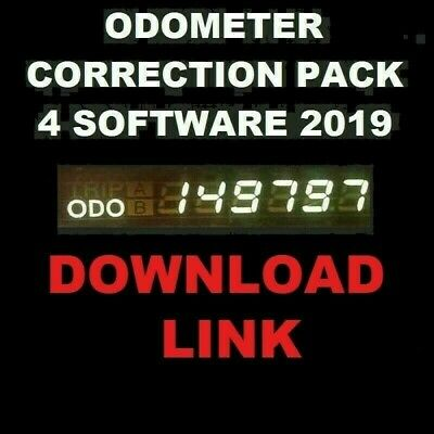 Dashboard Repair Odometer Correction Tool Software Calculators 2019 download