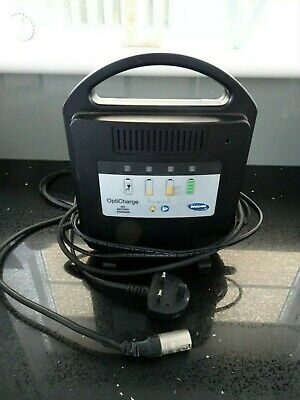 Invacare Opticharge 8 - 8 Amp - 24V Battery Charger - Vgc