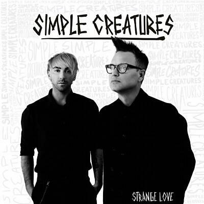 Simple Creatures Strange Love Cd Digipak Nuovo Sigillato