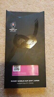 Rugby World Cup 2019 Wales v France q final hospitality ticket