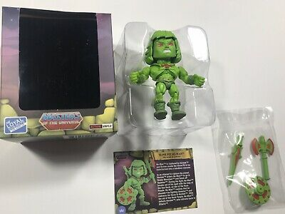 """Loyal Subjects Masters Of The Universe """"CLUB 28"""" Slime Pit He-Man MEGA RARE"""