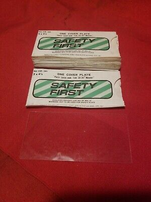 """9 Welding Lens Cover Plate 2/""""x4-1//4/"""" #11 LM-77217 LOT OF 9"""