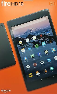 Amazon Fire HD 10 Tablet HD Display,32 GB, with Special's Available - Nip