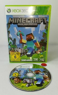 Minecraft Xbox 360 Edition Xbox 360 Used Boxed