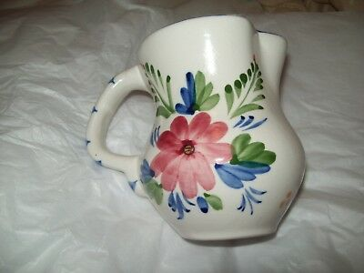 """Reduced From 16.99 Beautiful (Very Old) 5 """" Picther  Mint"""