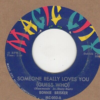 Bonnie Brisker Someone Really Loves You  Magic City Soul Northern Motown