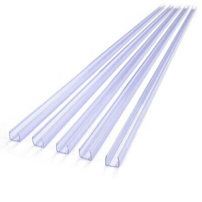 """5x 39"""" Channel Mounting Holder Accessories 16' PVC ACC for LED Neon Rope Light"""