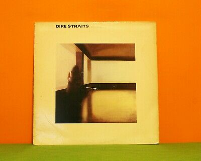 Dire Straits - Self Titled (Sultans Of Wing) Warner 1978 - Ex Vinyl Lp Record