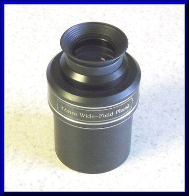 2 inch 32mm Wide-Field Super-Plossl  Telescope Eyepiece NEW XL lenses