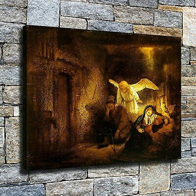 "12""x16""Angelic comfort HD canvas photo home decor wall Art paintings pictures"