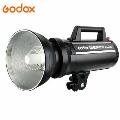 Godox Gemini GS400II 400W 2.4G Wireless X System Studio Strobe Flash Light Head