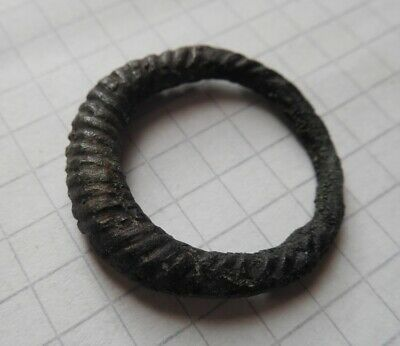 Viking period bronze ring, American Size 9-