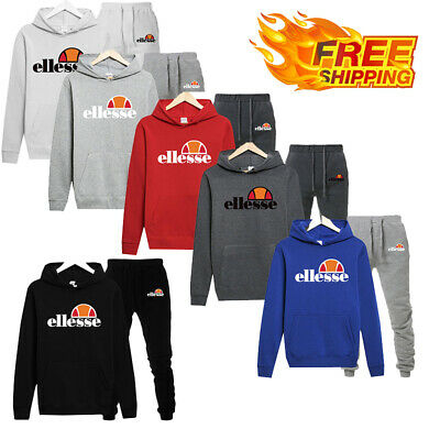 Mens Casual Sweater Jogging Suit Hoodies Pants Pullover Sale Tracksuit Sets New