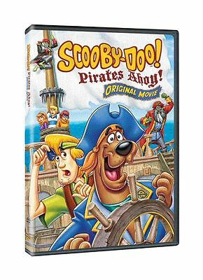Scooby-Doo - Pirates Ahoy (DVD, 2006) freepost in good condition