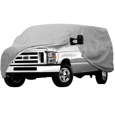 Heavy Duty Full Car Cover Universal Waterproof Breathable Medium XXL Size UK