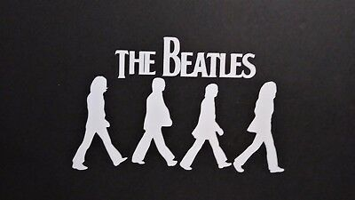 The Beatles Vinyl Decal for laptop windows wall car boat