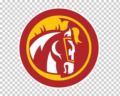 USC Trojans vinyl sticker for skateboard luggage laptop tumblers car a