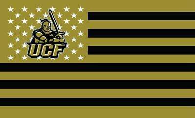UCF Knights vinyl sticker for skateboard luggage laptop tumblers car d