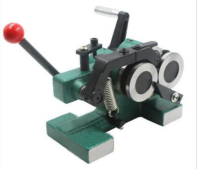 0.008mm Precision Manual Punch Grinding Machine Former Grinder Φ1.5~25mm