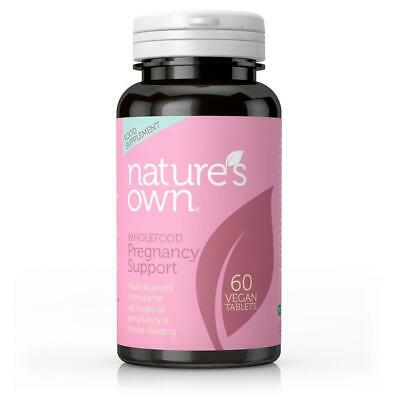 Natures Own Pregnancy Support 60  Tablet