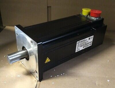 Emerson Control Techniques, Mhm-490-Cons-0000, Servo Motor, Unused But Old